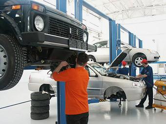 Охрана труда при ремонте автомобилей