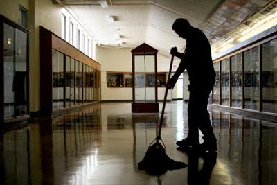 Охрана труда уборщика